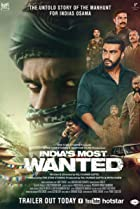 India's Most Wanted Poster