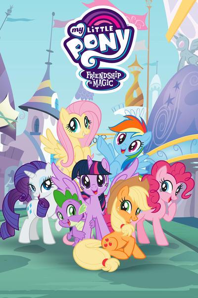 My Little Pony: Friendship Is Magic (TV Series 2010–2020) - IMDb