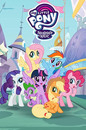 Where to stream My Little Pony: Friendship Is Magic