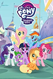 My Little Pony: Friendship Is Magic Poster - TV Show Forum, Cast, Reviews