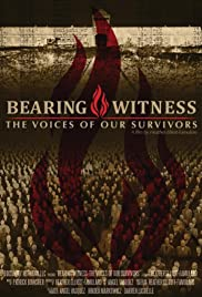 Bearing Witness: The Voices of Our Survivors Poster