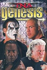 TNA Wrestling: Genesis Poster