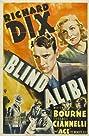 Blind Alibi (1938) Poster