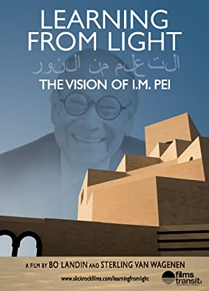 Where to stream Learning from Light: The Vision of I.M. Pei