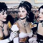 Claudia Cardinale, Anna Maria Ferrero, and Elvire Popesco in Austerlitz (1960)