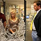 Phyllis Smith, Ed Helms, and Angela Kinsey in The Office (2005)