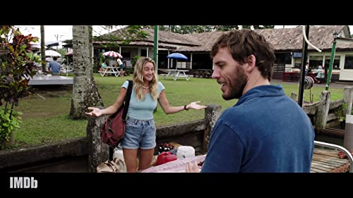 Shailene Woodley and Sam Claflin's Authentic Chemistry in 'Adrift'