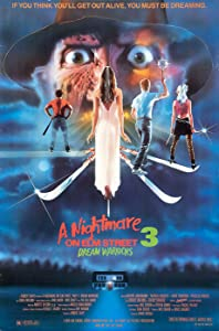 A Nightmare on Elm Street 3: Dream Warriors Renny Harlin