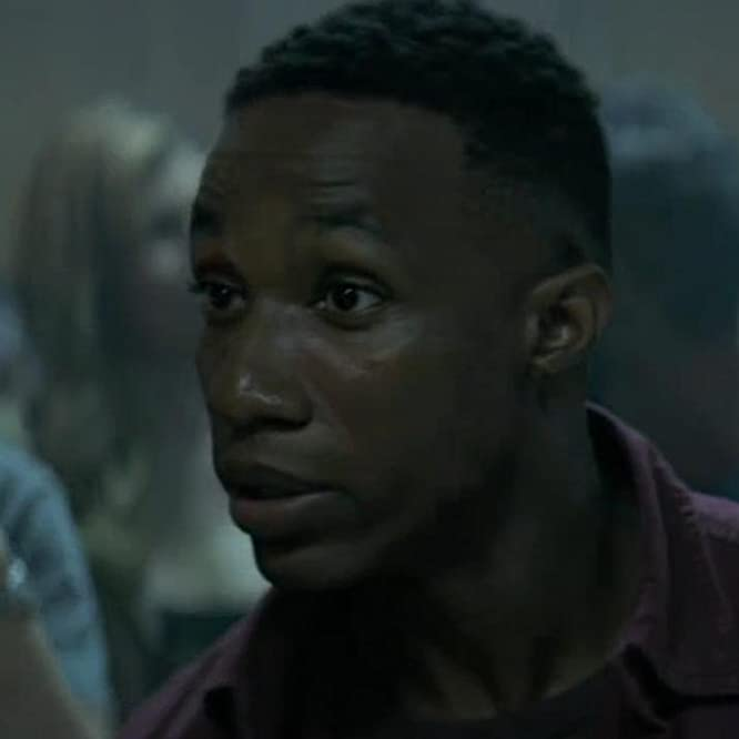 Arlen Escarpeta in The Oath (2018)