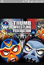 Thumb Wrestling Federation: TWF Poster