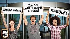 La extraordinaria cobardía de los manifestantes del campus de ala izquierda