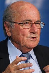 Primary photo for Sepp Blatter