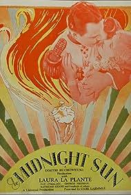 Raymond Keane and Laura La Plante in The Midnight Sun (1926)
