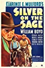 Silver on the Sage (1939) Poster
