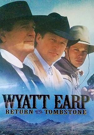 Frank McDonald Wyatt Earp: Return to Tombstone Movie