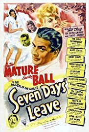 Seven Days' Leave (1942) Poster - Movie Forum, Cast, Reviews