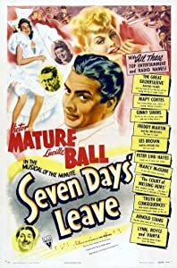 Seven Days' Leave George Marshall