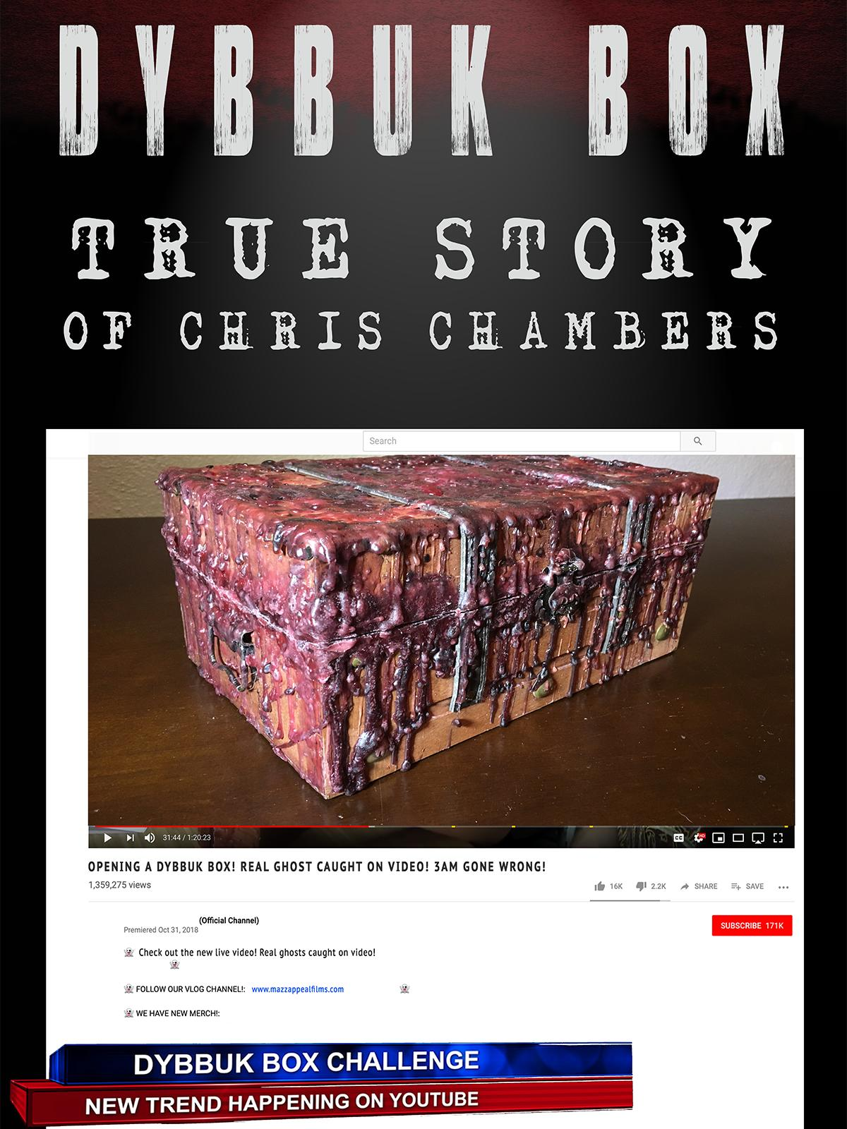 Dybbuk Box: The Story of Chris Chambers (2019) - IMDb