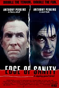 Edge of Sanity (1989) Poster - Movie Forum, Cast, Reviews