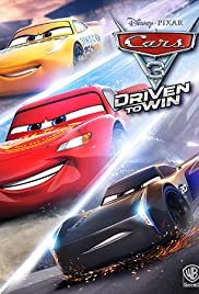 Cars 3: Driven to Win Poster