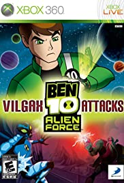 Ben 10: Alien Force - Vilgax Attacks Poster