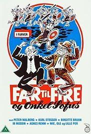 Far til fire og onkel Sofus Poster