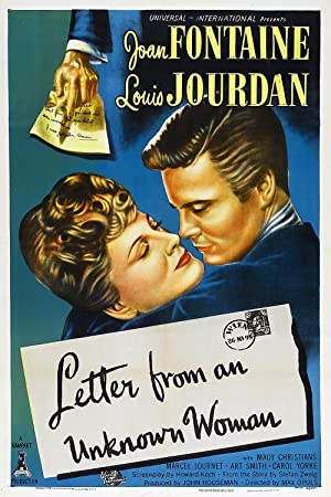 Permalink to Movie Letter from an Unknown Woman (1948)