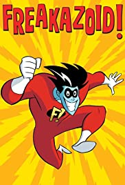 Freakazoid! Poster - TV Show Forum, Cast, Reviews