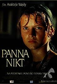 Panna Nikt Poster
