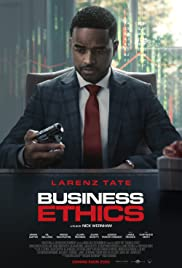 Business Ethics Poster