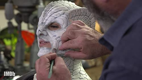 """The Out-of-This-World Makeup of """"The Orville"""""""