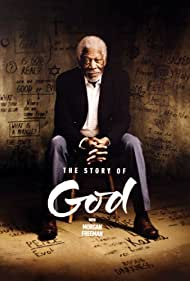 Morgan Freeman in The Story of God with Morgan Freeman (2016)