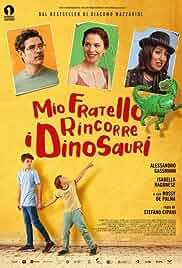 Mio fratello rincorre i dinosauri (2019)