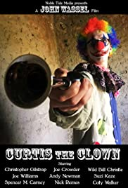 Curtis the Clown Poster