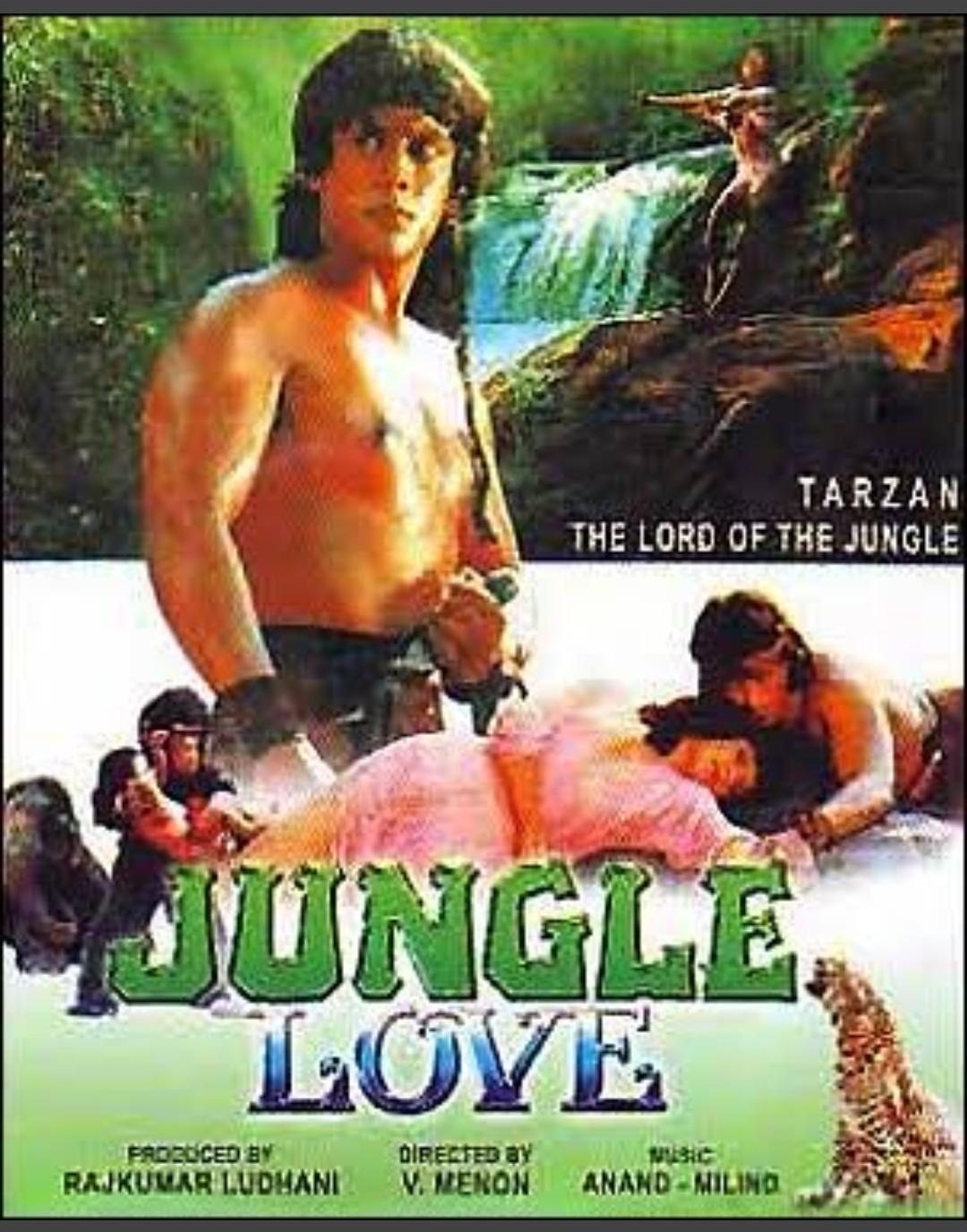 Jungle Love (Video 1986) - IMDb