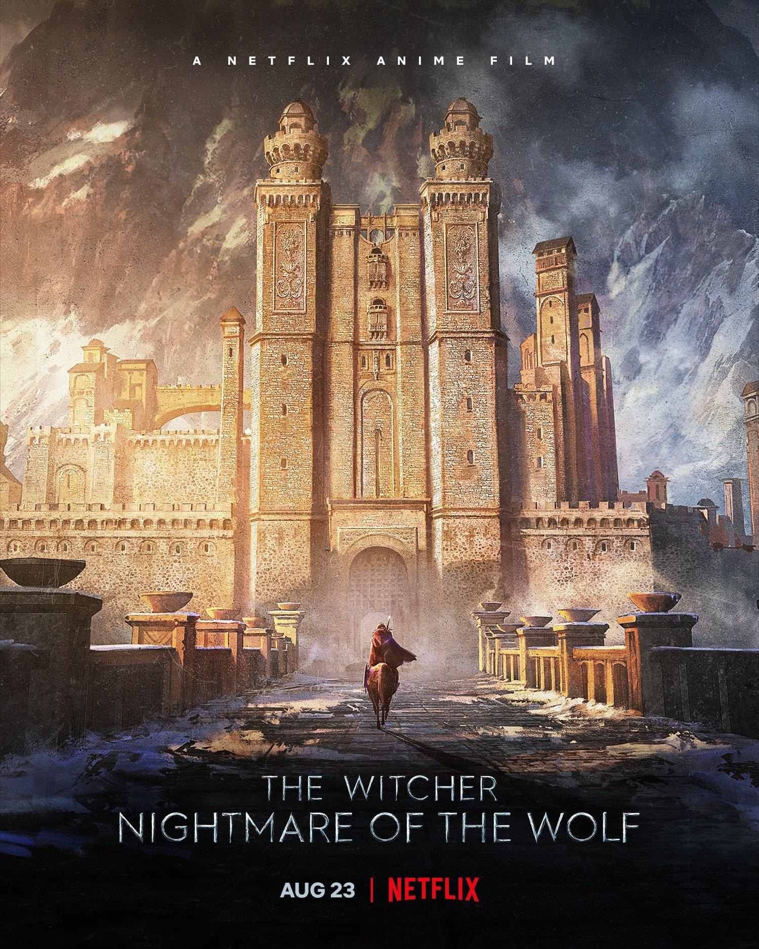 Download Filme The Witcher Lenda do Lobo Qualidade Hd
