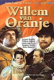 Linda van Dyck, Jeroen Krabbé, Willem Nijholt, and Ramses Shaffy in Willem van Oranje (1984)