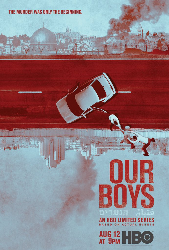Mūsų berniukai (1 Sezonas) / Our Boys Season 1 online