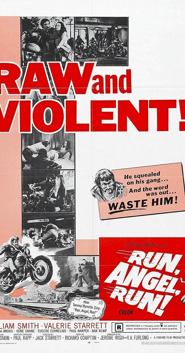 Run, Angel, Run! (1969) - IMDb