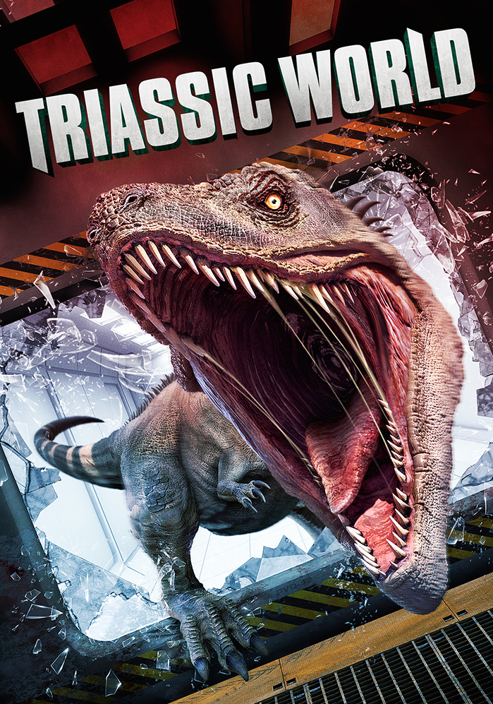 Triassic World (2018) Dual Audio Hindi 300MB BluRay 480p ESubs Downlaod
