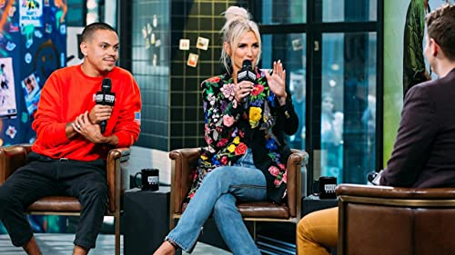"BUILD: Why Ashlee Simpson-Ross and Evan Ross started ""Ashlee + Evan"""