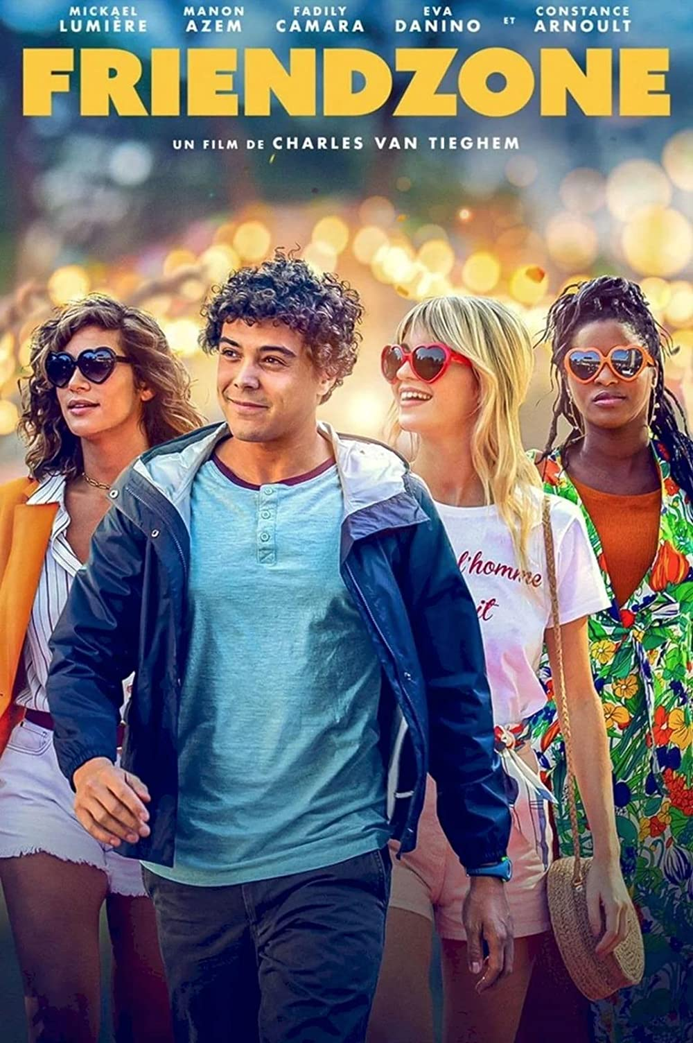 Friendzone (2021) - IMDb