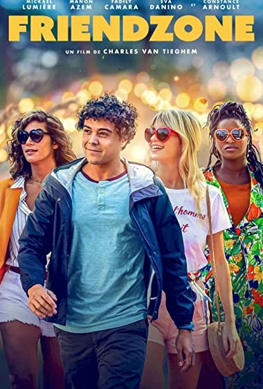 Friendzone (2021) HDRip English Movie Watch Online Free