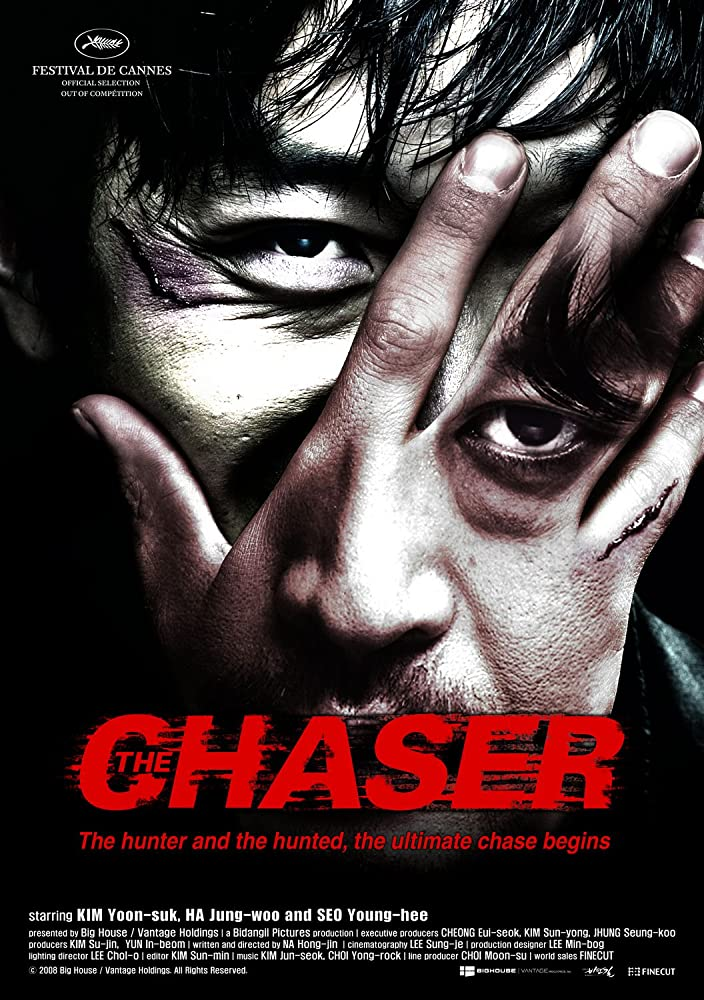 The Chaser (2008) Korean Hindi Dubbed Movie Download HD 720p