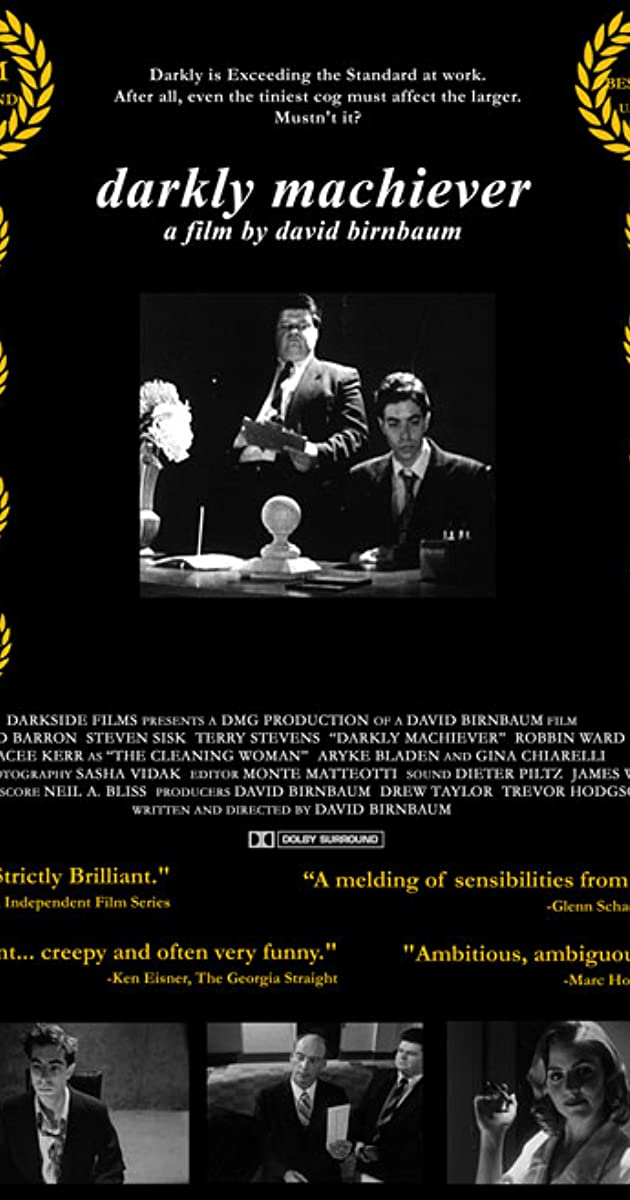 Darkly Machiever (1997) - Photo Gallery - IMDb