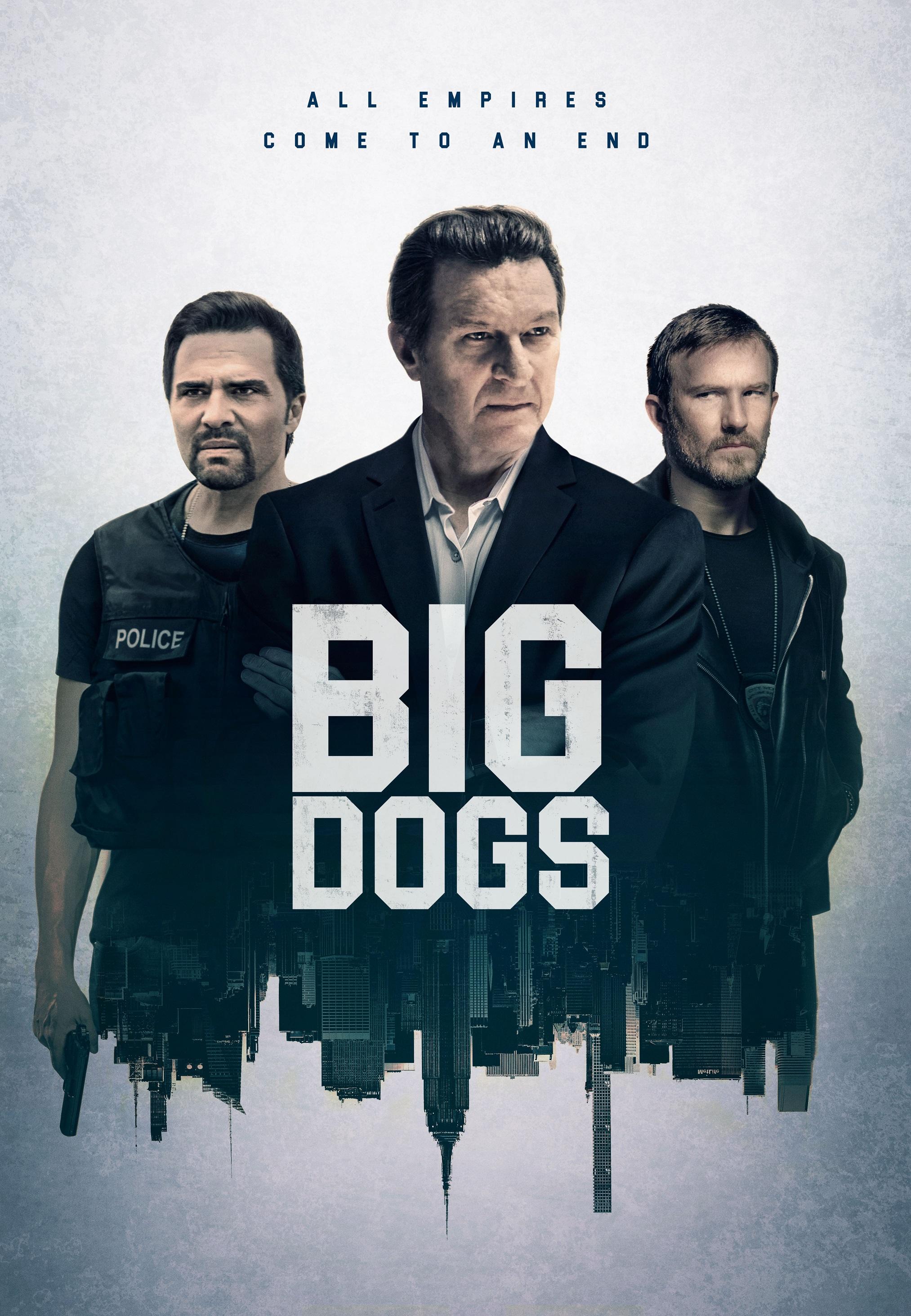 مسلسل Big Dogs الموسم الاول مترجم
