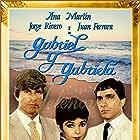 Ana Martín and Jorge Rivero in Gabriel y Gabriela (1982)
