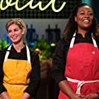 Jennifer Carroll and Tiffany Derry in Top Chef Amateurs (2021)