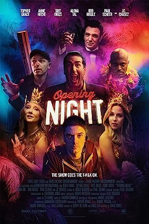 首演的那一夜 | awwrated | 你的 Netflix 避雷好幫手!