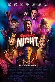 Opening Night Poster
